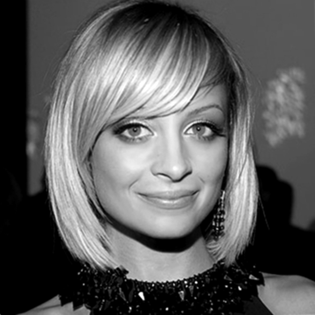 Nicole Richie - 2013 Hairstyles For Medium Length Hair Style Cuts