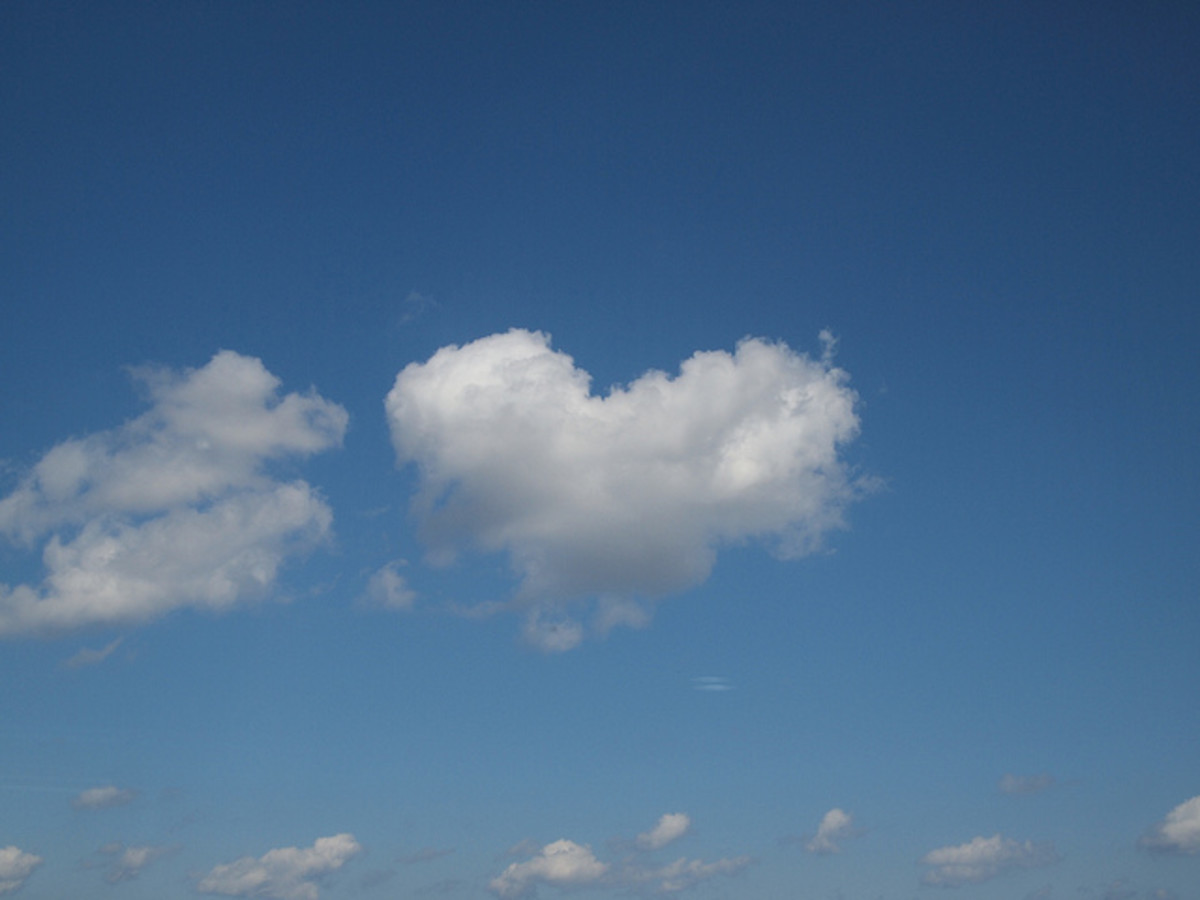 10 Inspirational Quotes About Beautiful Clouds Hubpages