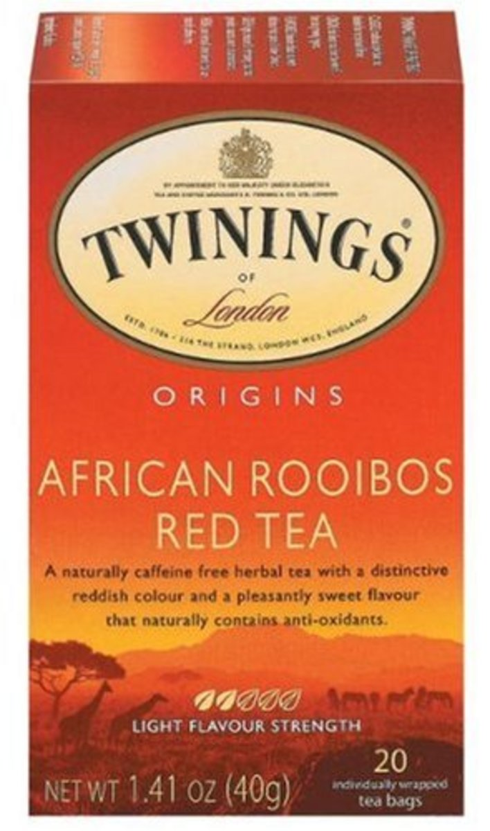 The real red tea.