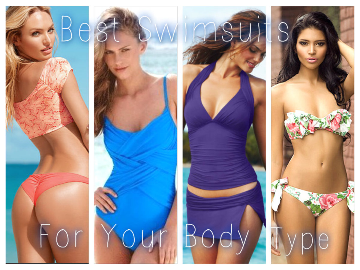 Best Swimsuits For Summer: How To Find The Best Swimsuit for Your Body Type