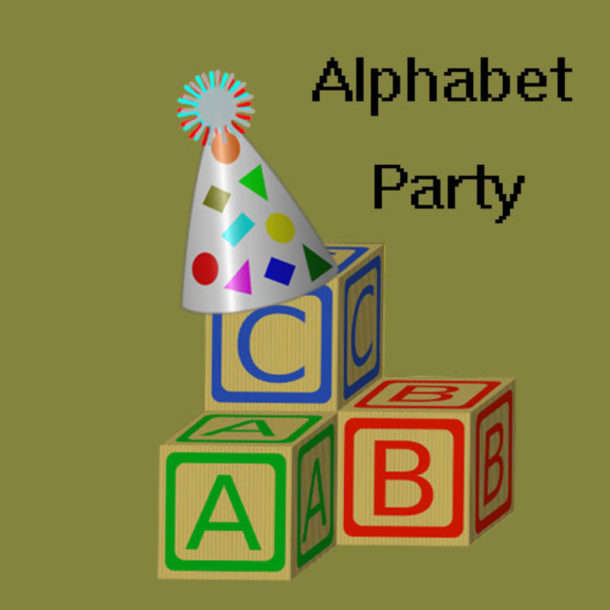 How To Throw An Alphabet Party