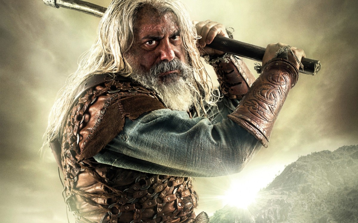 Would Ragnar have looked like this? I wouldn't want to find out the hard way