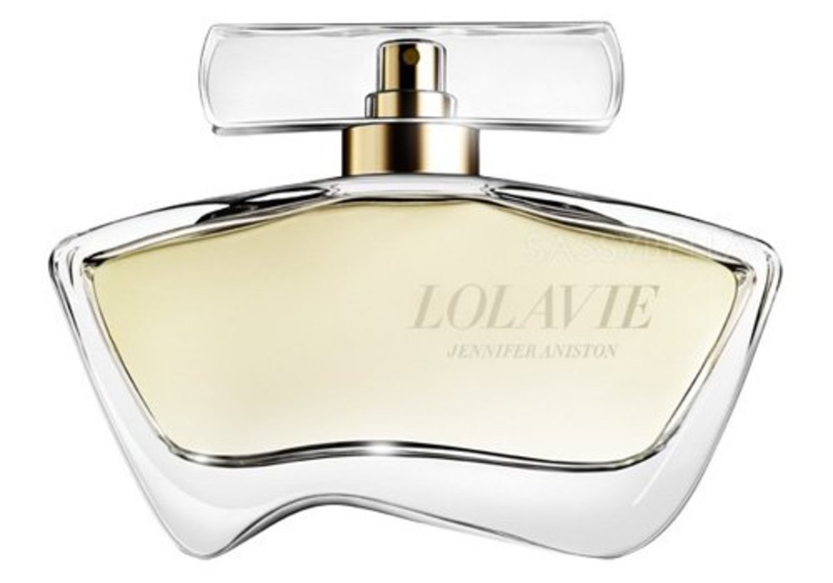 Jennifer Aniston top fragrance Lolavie one of the best for 2015