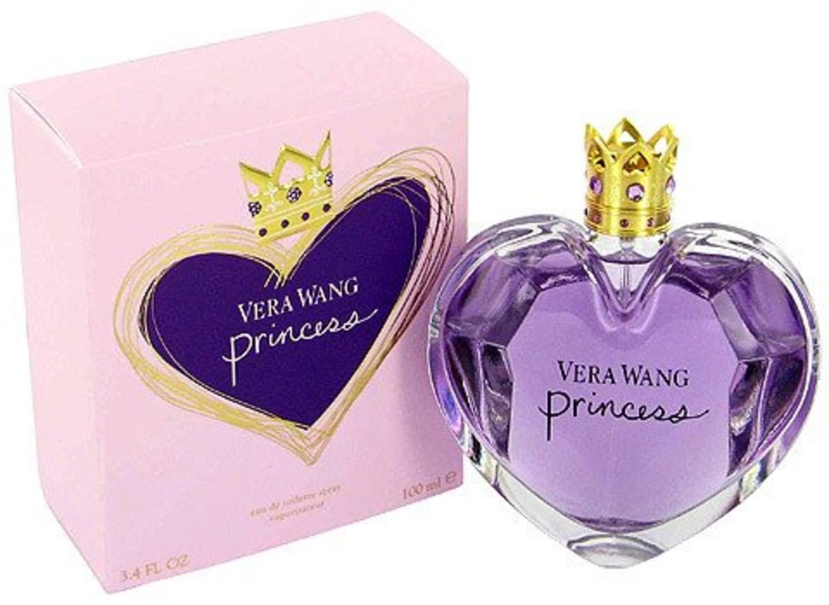 Vera Wang Princess by Vera Wang for Women 3.4 oz Eau de Toilette Spray