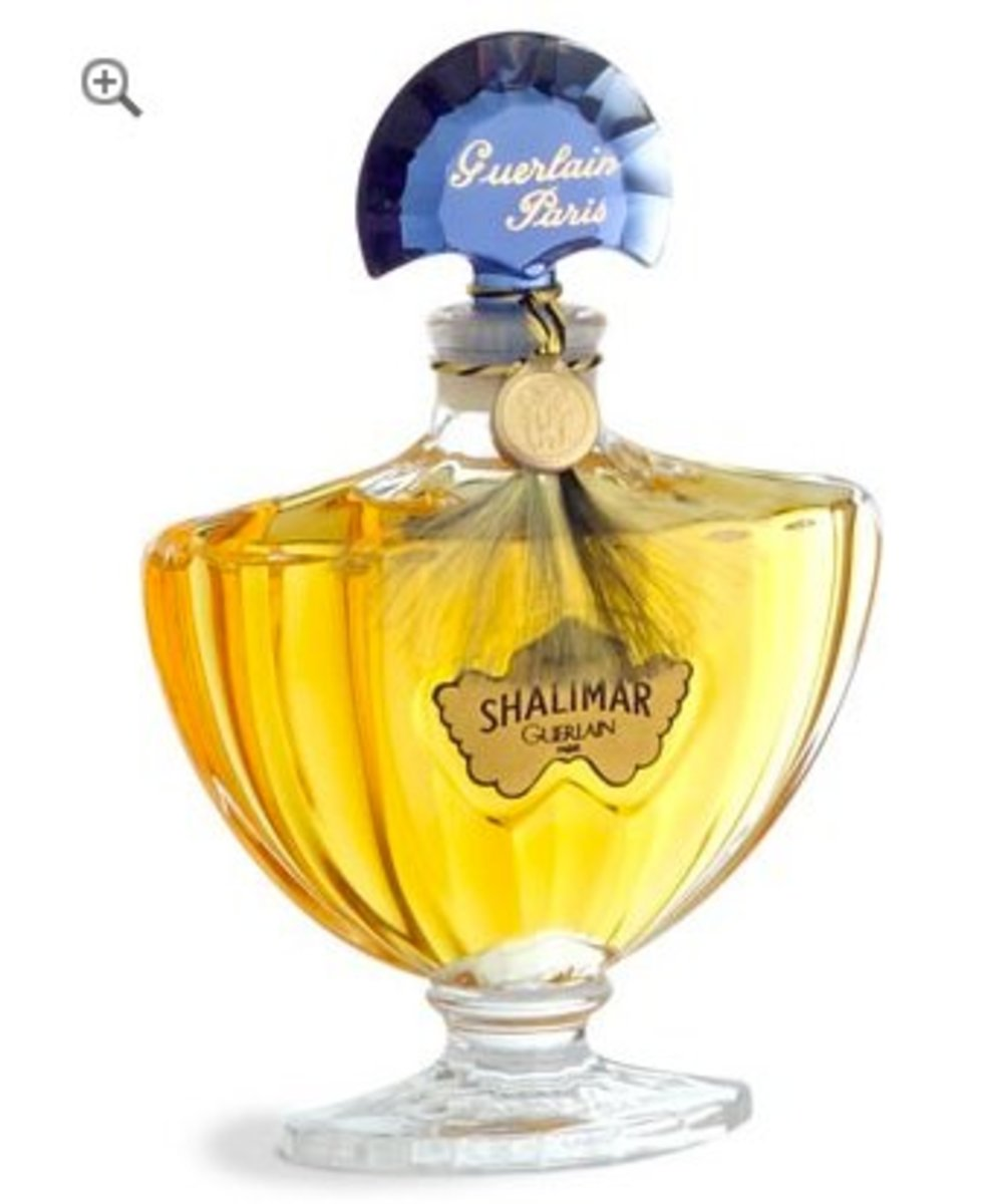 "Shalimar by Guerlain of the world's best perfumes, often referred to as ""the perfume of temptation."""