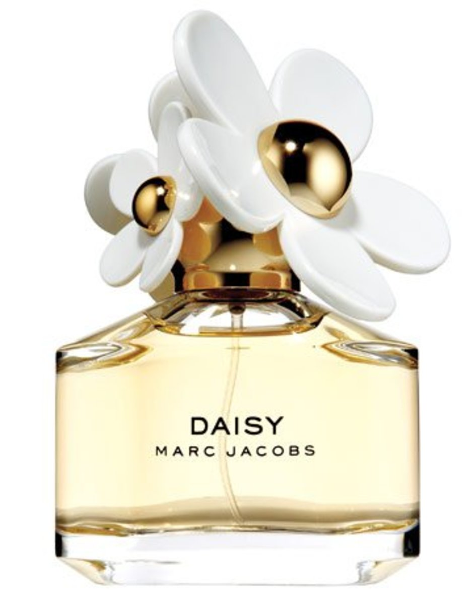 Marc Jacobs Daisy - Number 1 Top Perfumes 2015