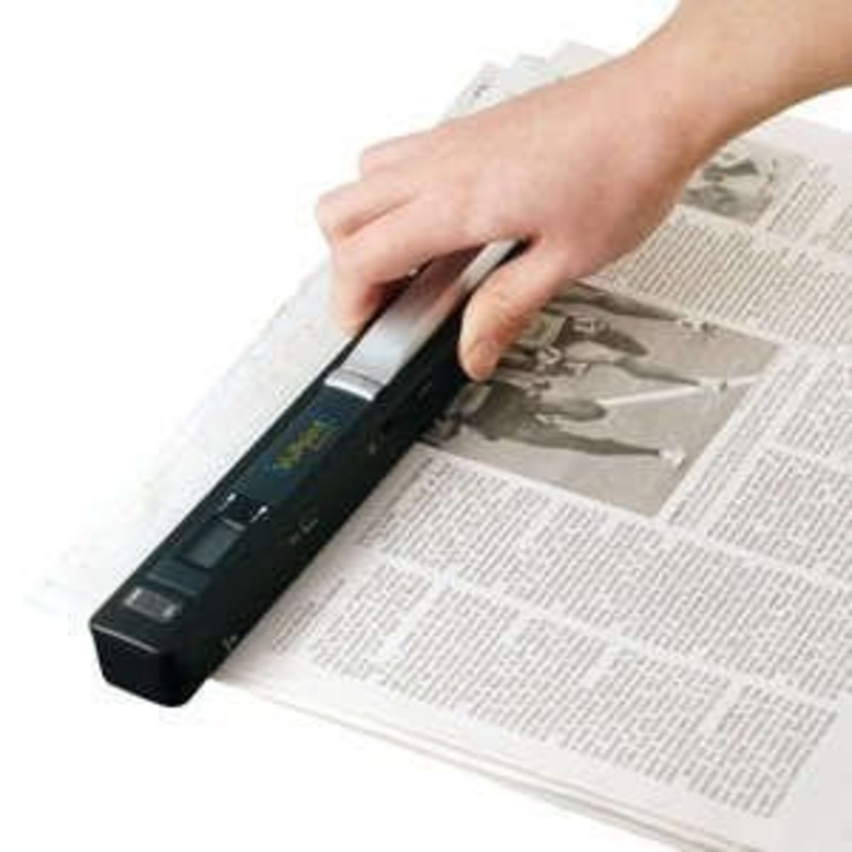 Portable Scanner - 2013 Best Gifts for Men: Cool Gadgets Gift Ideas, by Rosie2010
