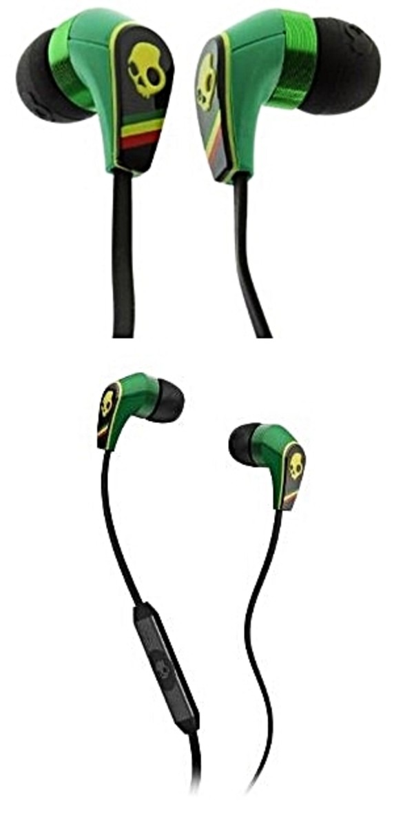Skullcandy Ear Buds - 2013 Best Gifts for Men: Cool Gadgets Gift Ideas, by Rosie2010