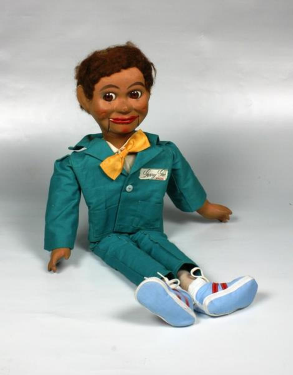 Gerry Gee Doll