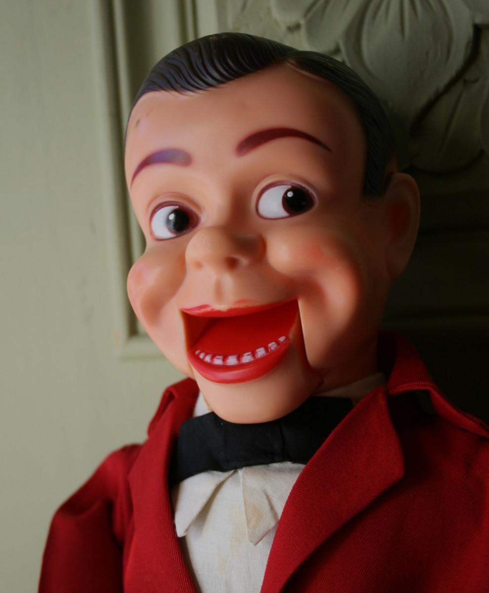 Ventriloquist's Dummies