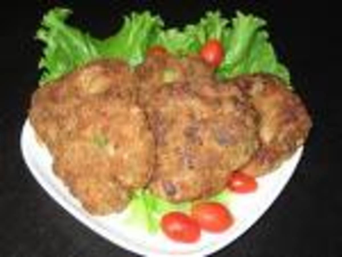 SICILIAN BREADED STEAK