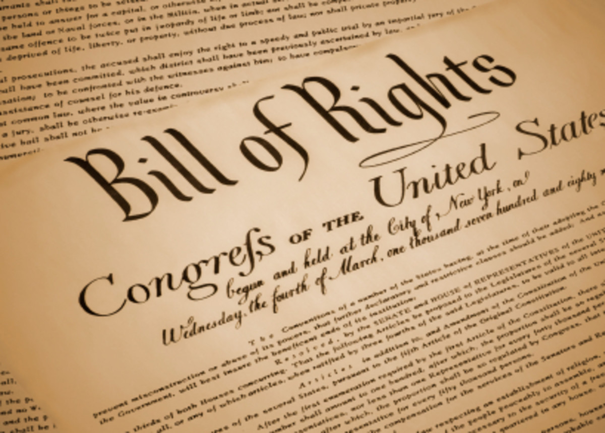 Atheists claim that the Bill of Rights contains a Freedom from Religion. But where is it?