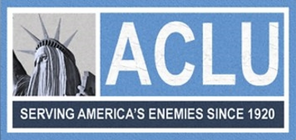 The ACLU is the paradigm of court manipulation. Over the years, they have learned how to secure rights for some and take them from others.
