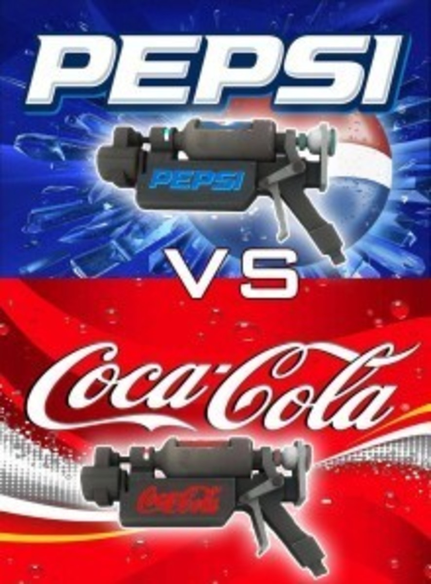 compare coca cola and pepsis marketing strategies It's easy to have an opinion in the coke versus pepsi taste wars, but things get a little murky when corporate sustainability is taken into account pepsico, on the other hand, has committed to cut water use by 20%, slash fuel use by 25%, and cut electricity by 25% by 2015 compared to 2006 levels.