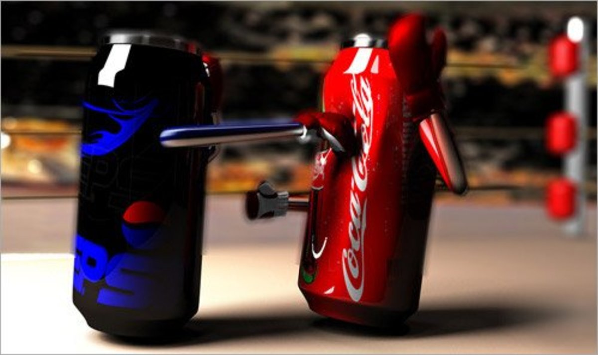 Comparative analysis of marketing segmentation, targeting strategy between Coca-Cola vs Pepsi in Bangladesh