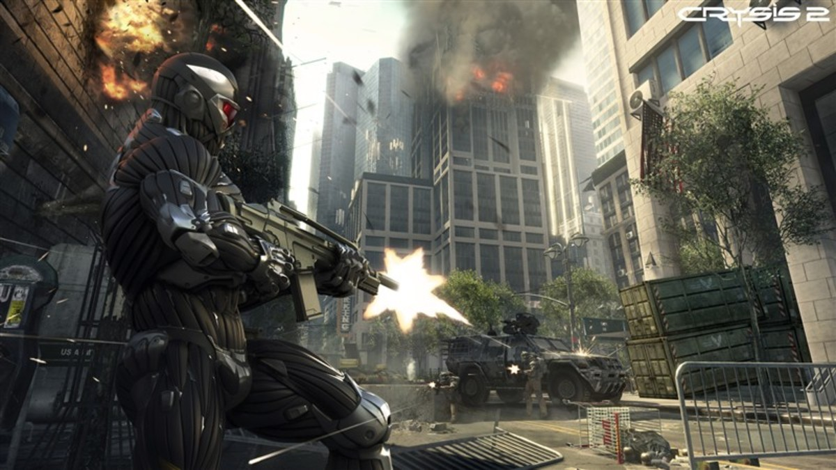 Crysis 2 Strategy Guide - Campaign strategy for beginners