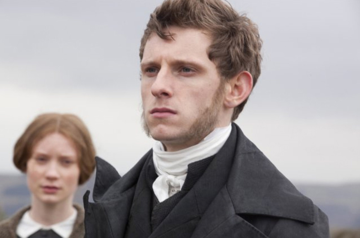 St. John Rivers (Jamie Bell).
