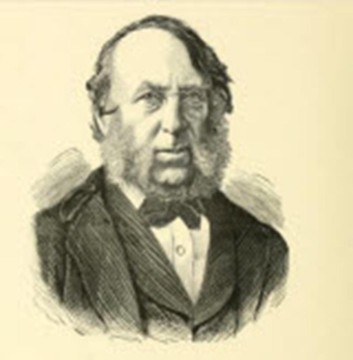 George Cruikshank (Self Portrait)