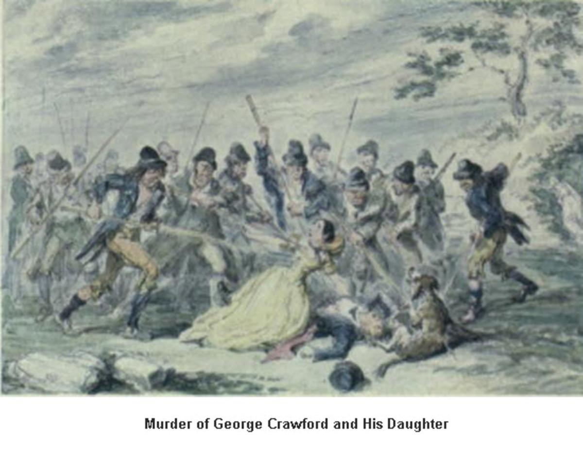 Scenes from the Irish Rebellion