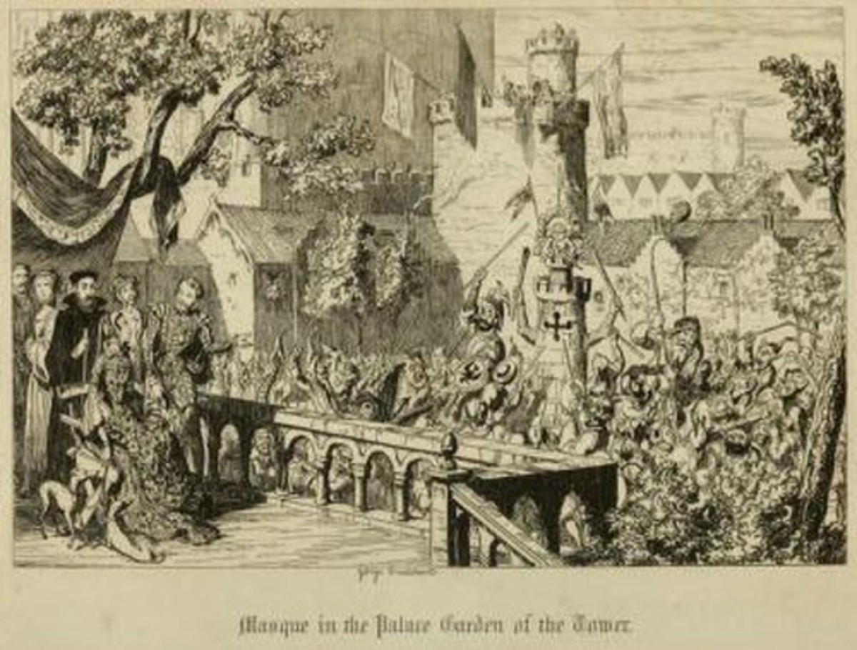 Illustration from the Tower of London