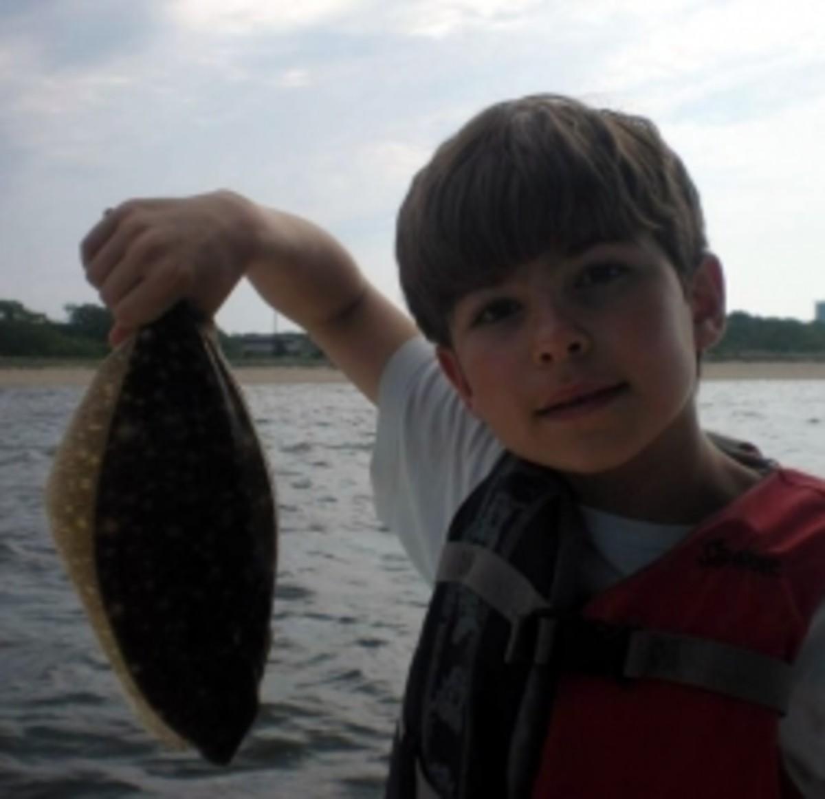 Fishing For Fluke: How To Tie A Fluke Rig