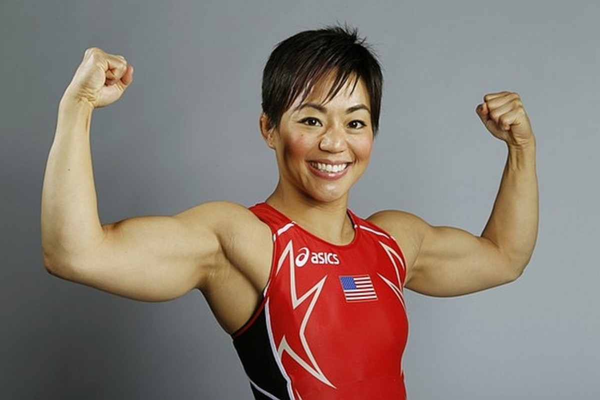 Clarissa Chun - Olympic Wrestler