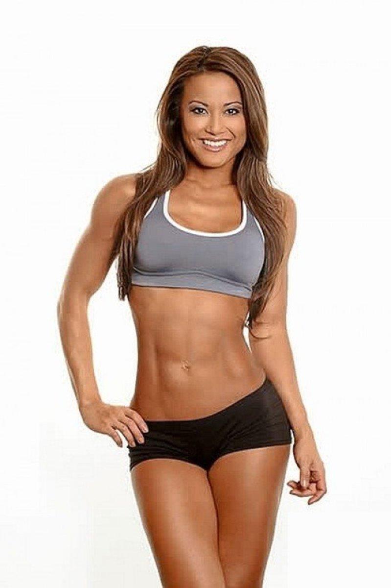 Asian Fitness Models 4