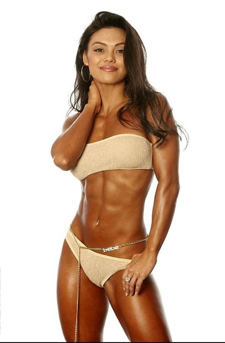 Sherlyn Roy - IFBB Bikini Pro