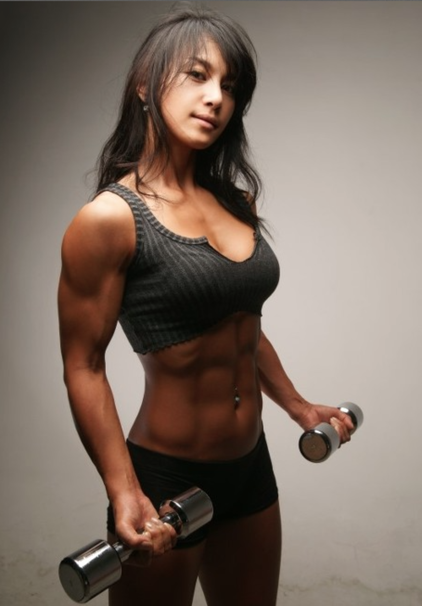 Byeon Hyeon-Seon - Female Fitness