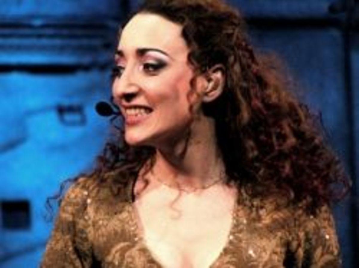 Nadia Bel as Esmeralda