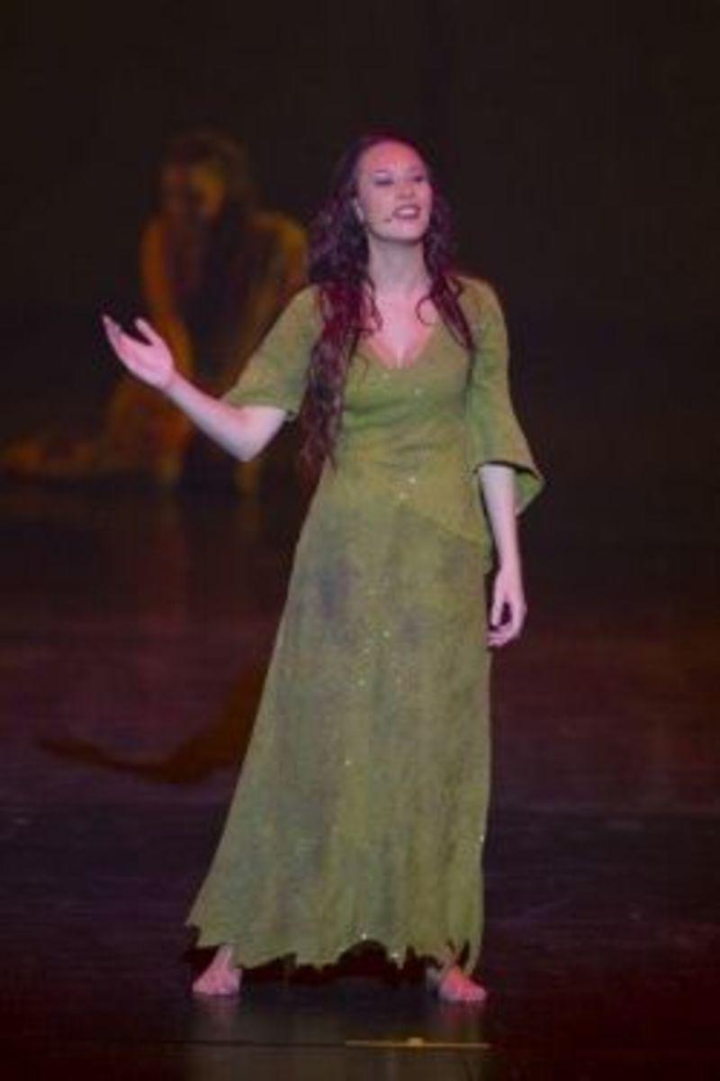 Alessandra Ferrari as Esmeralda
