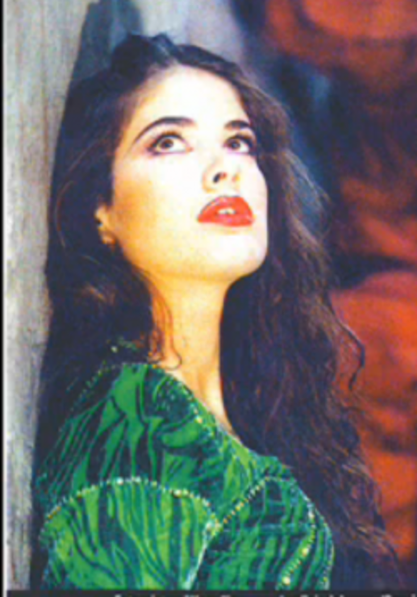 Tahis Ciurana as Esmeralda