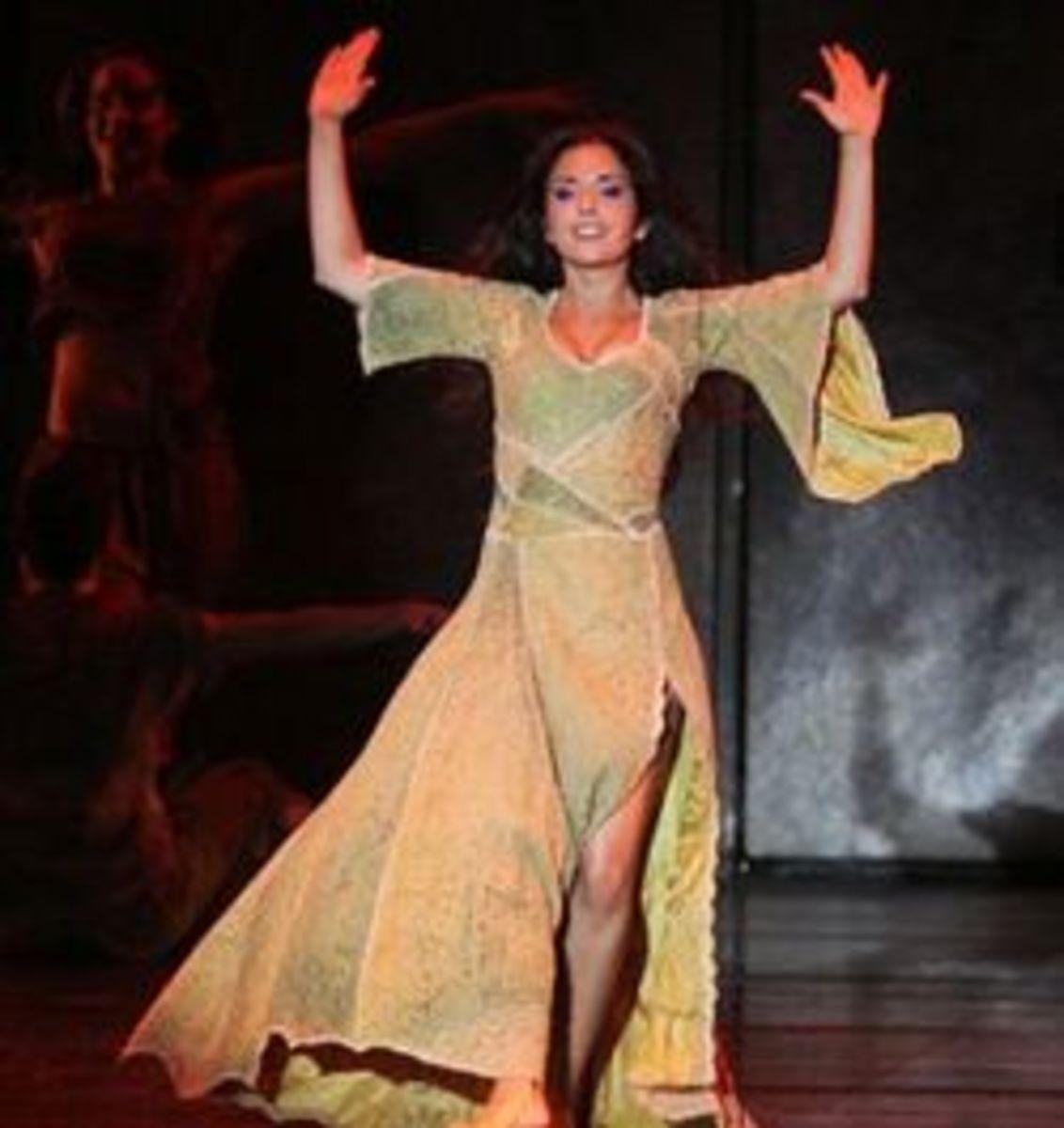 Sabrina De Siena as Esmeralda
