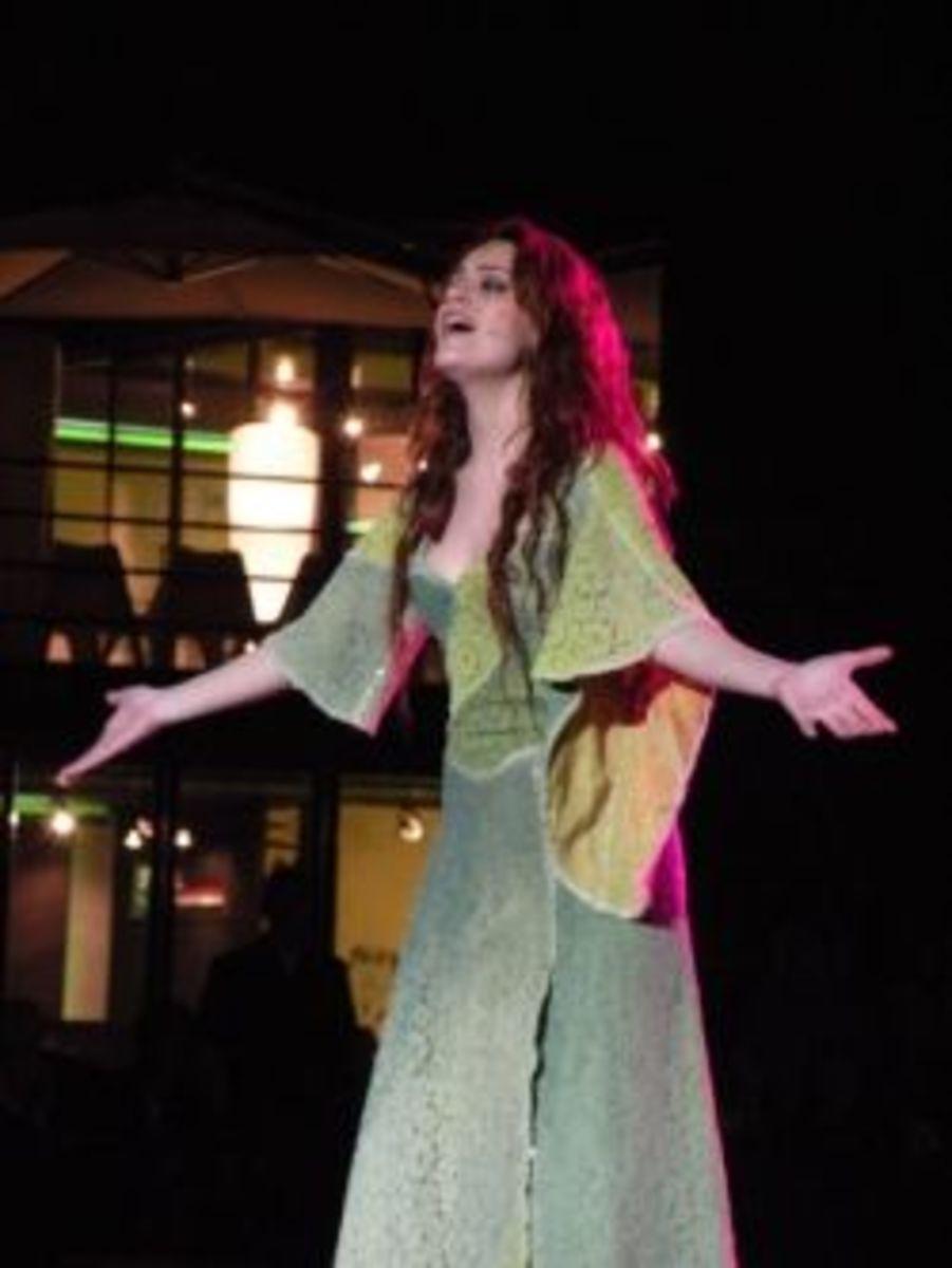 Federica Callori as Esmeralda