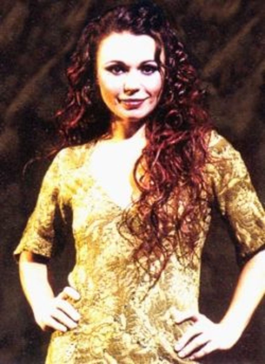 Anne Meson as Esmeralda