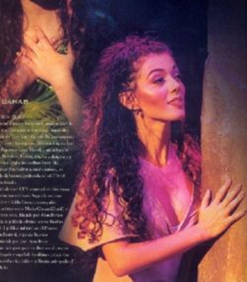 Lily Dahab As Esmeralda