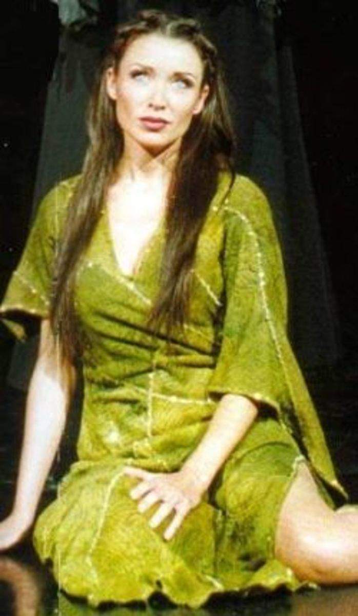 Dannii Minogue as Esmeralda
