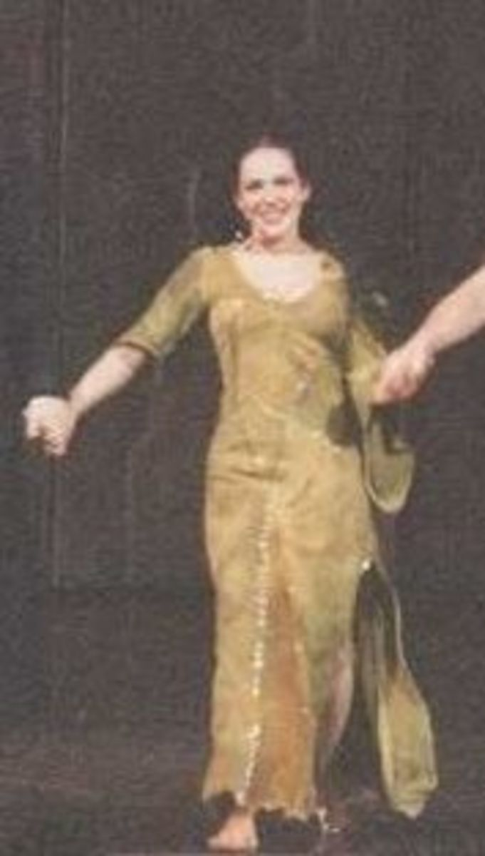 Camilla Bard as Esmeralda