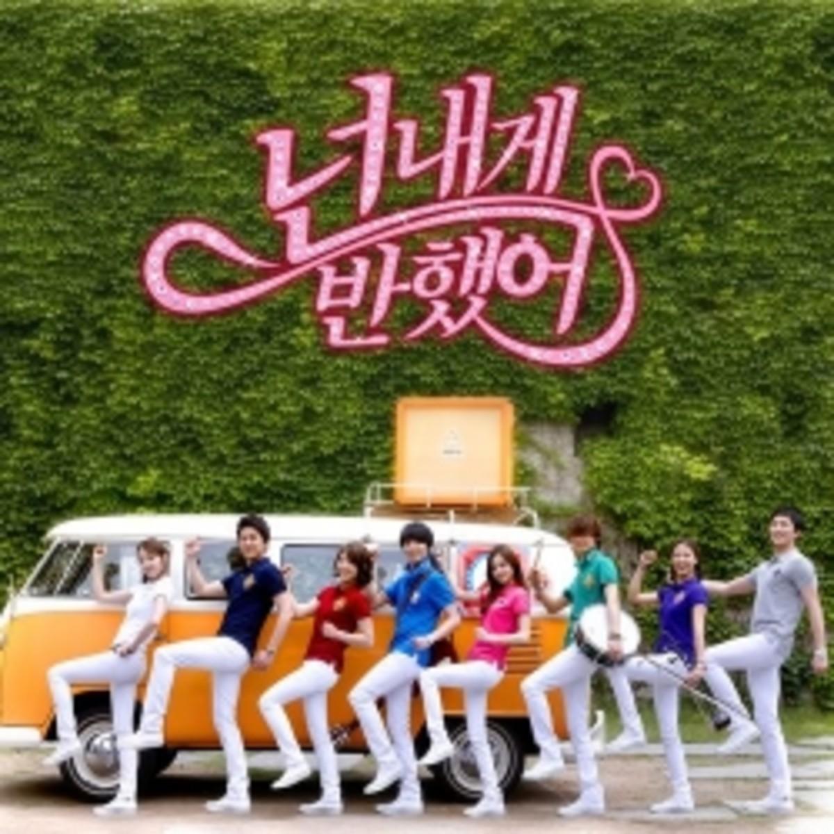 Top 10 Favorite Korean Drama 2011