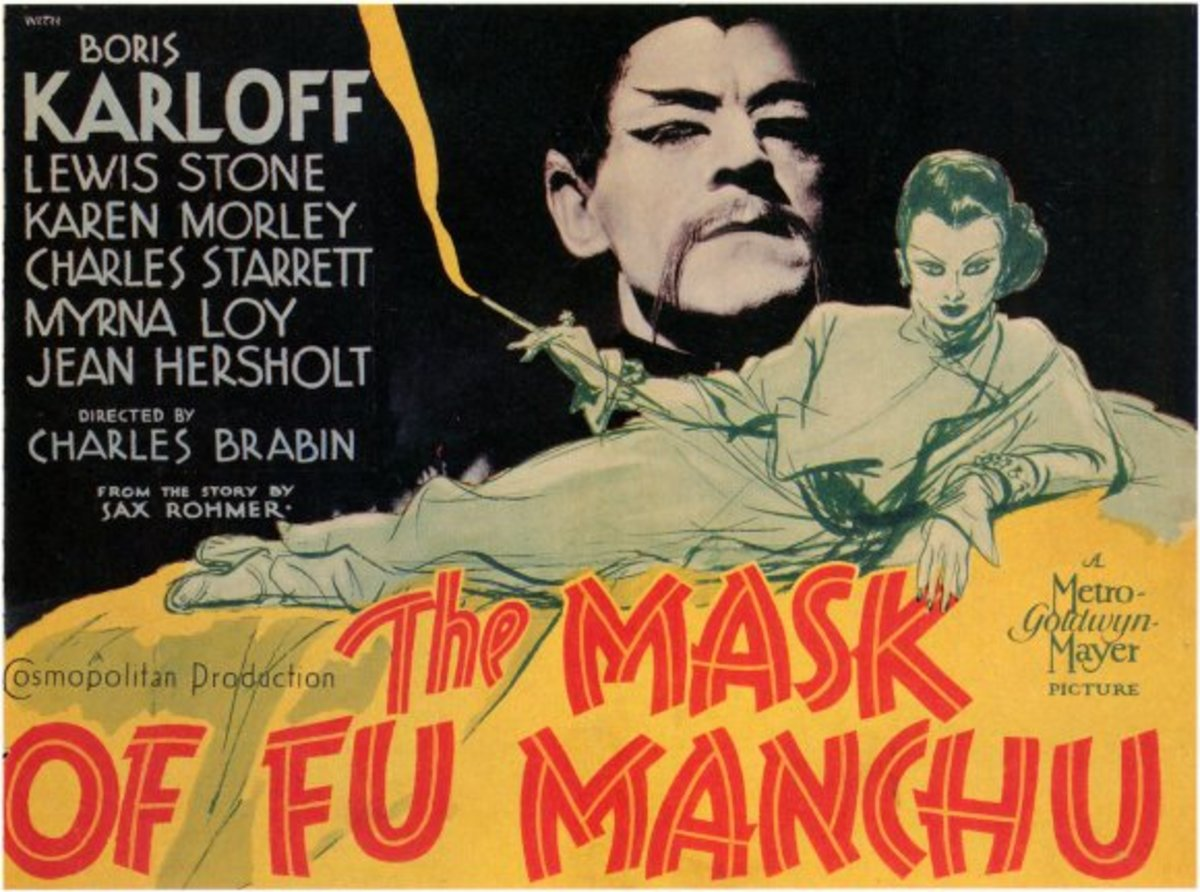 The Mask of Fu Manchu (1932) - The Yellow Peril