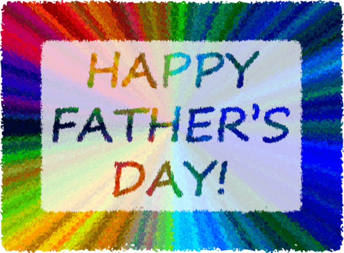 Happy Father's Day Clipart