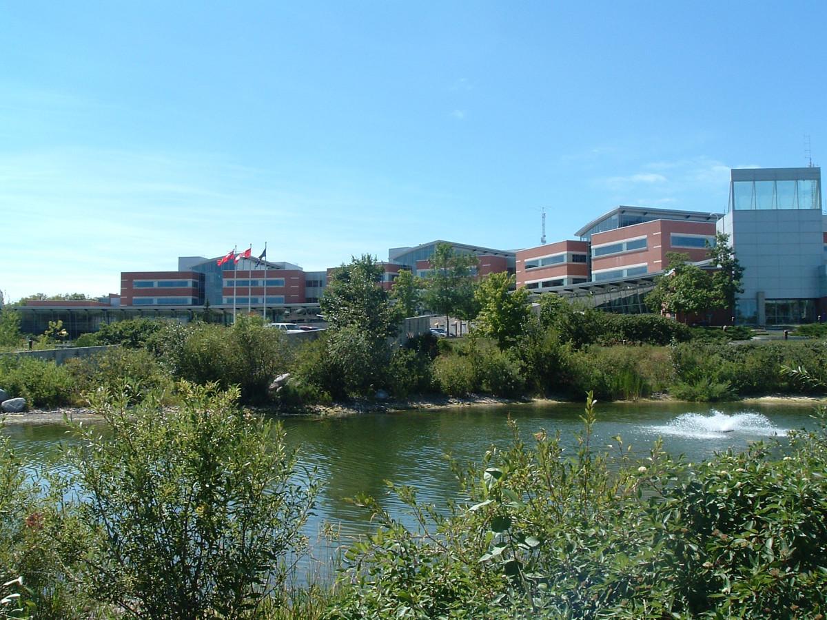 Ontario Provincial Police Headquarters
