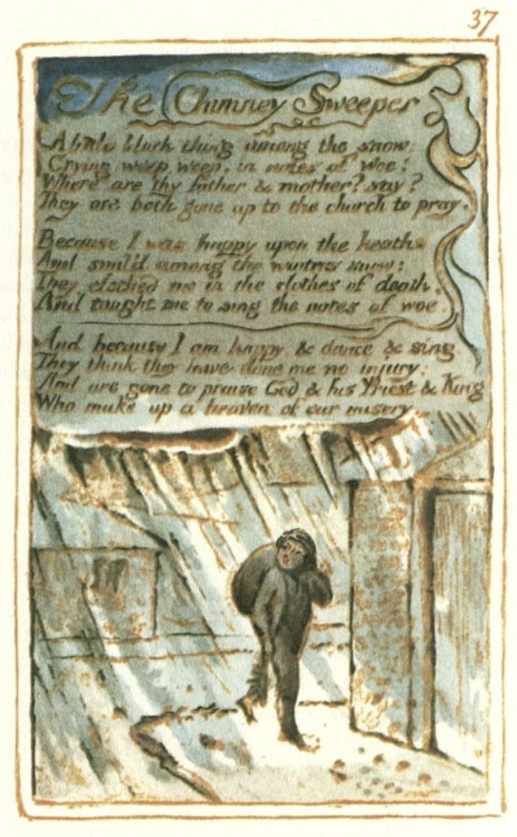 William Blake on Innocence and Experience