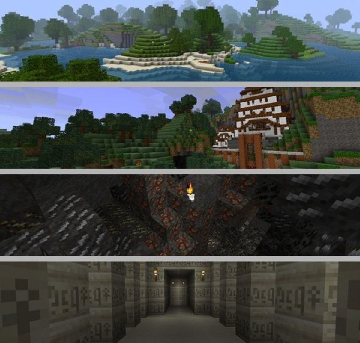 Painterly Pack Minecraft texture pack