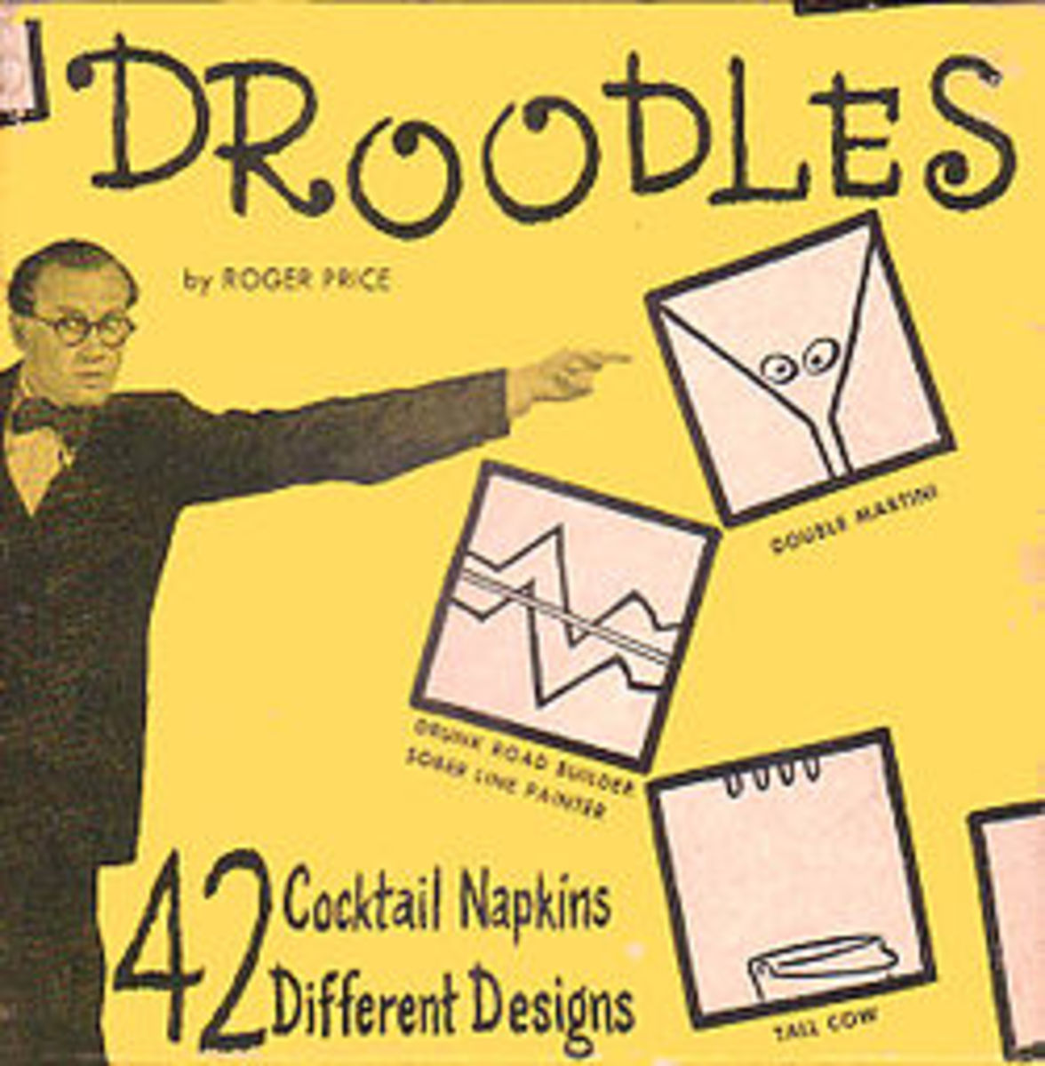 The Droodle Creativity Test