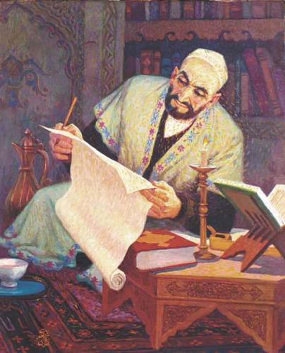 Mahmud of Kashgar, source Wikipedia - History of Yogurt, Yoghurt, Yogourt or Yoghourt