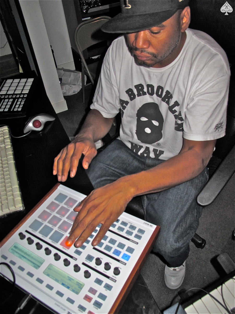 Wow I Guess Ski Decided To Get Rid Of That Slow Akai Mpc