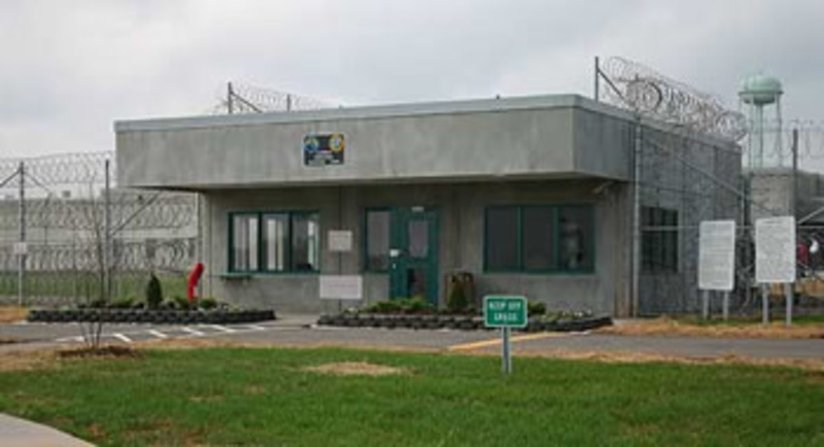 Michael Has Been At Several Prisons So Far Including Alexander Correctional at Taylorsville N.C.
