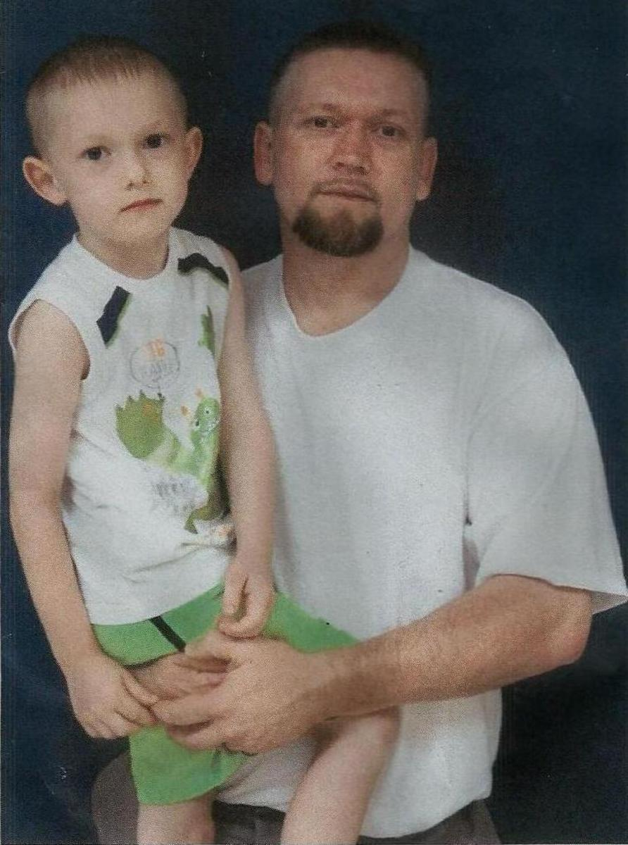 Michael And His Son Taken In Prison.