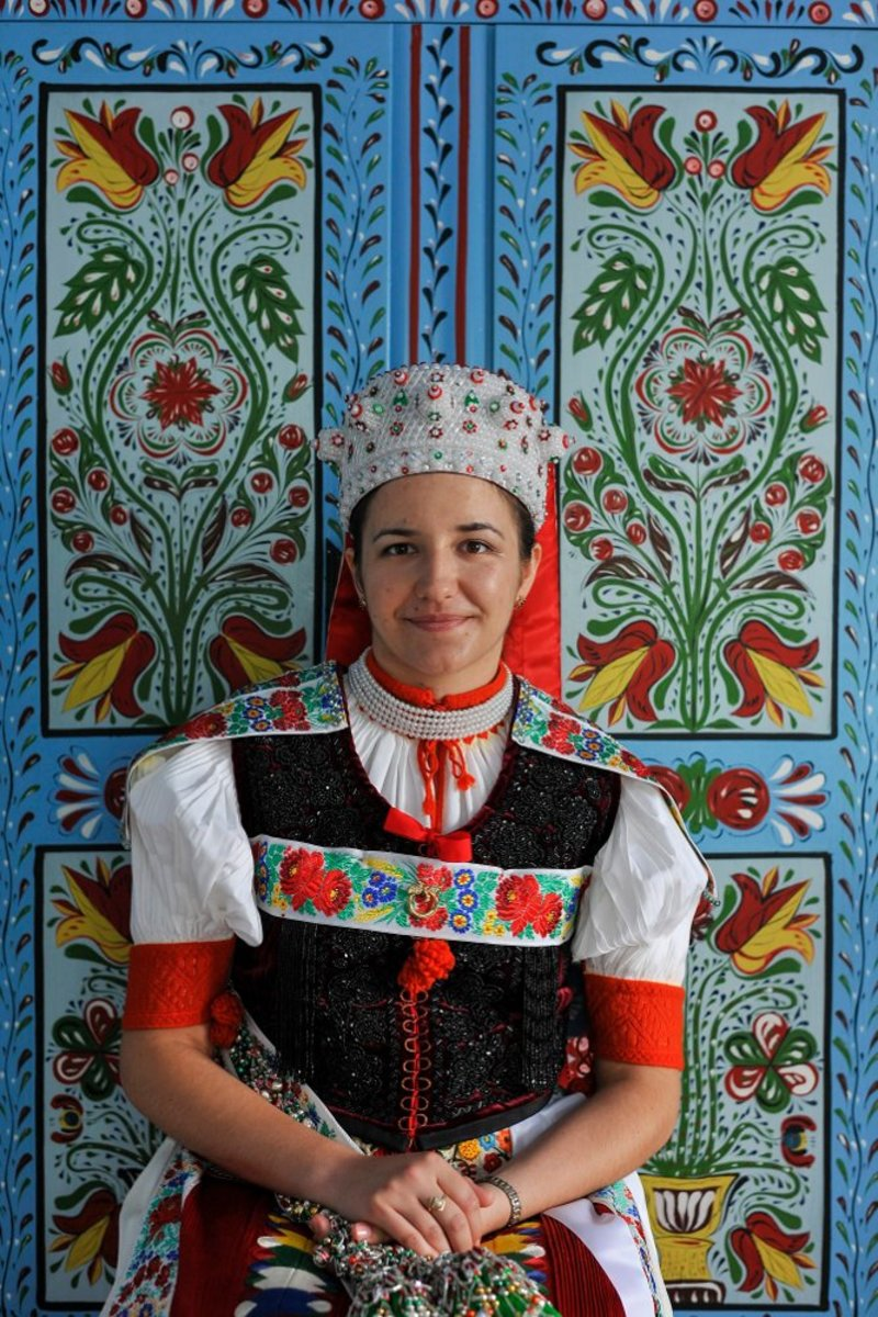Arts are preserved in the Kalotaszeg region.